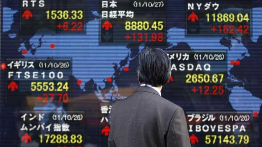 Asia markets rise for 11th straight session, Trump helps dollar bounce