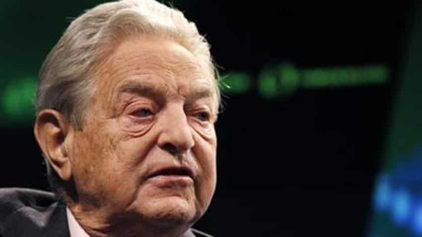 Google, Facebook are bad for democracy: George Soros