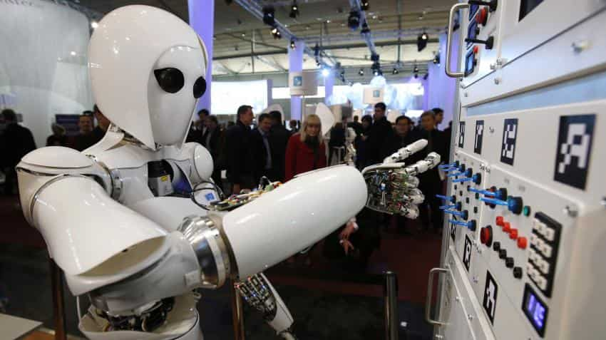 Despite fears, companies believe AI can change workplace for better