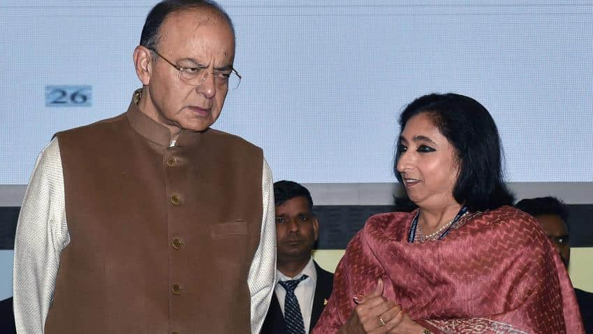 FM says GST stabilised in short time, hints at further rate rejig