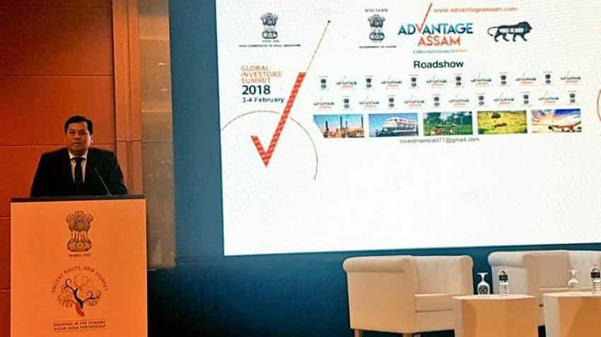 Tata, Ambani, Sanghvi among attendees in Assam investors' summit