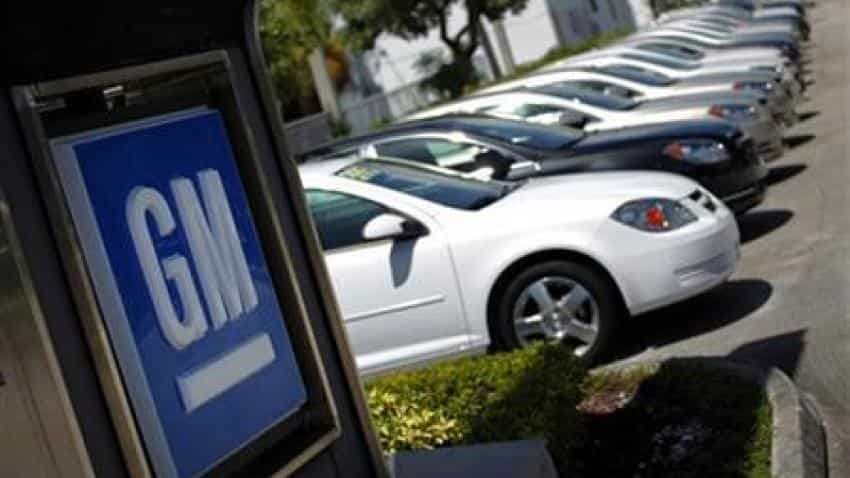 General Motors aims to ramp up component exports from India
