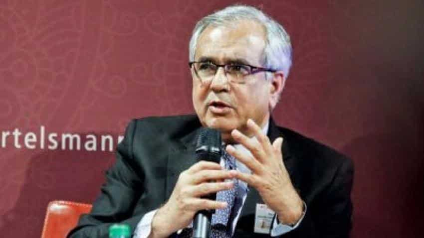 Fiscal deficit may be slightly higher than target, says Rajiv Kumar
