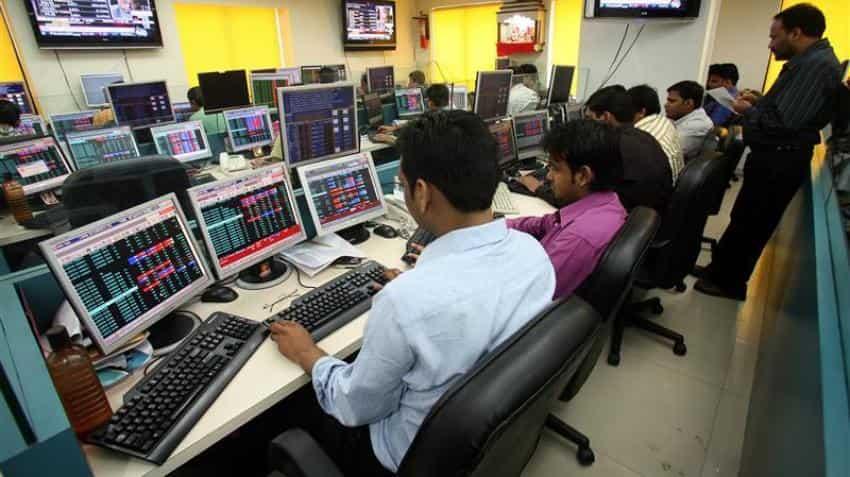 Sensex slips below 36,000 ahead of GDP data; ICICI Bank top loser