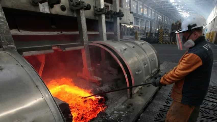 Core sector growth slows to 4% in Dec