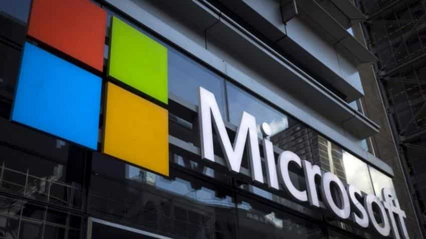 Microsoft''s cloud computing business grows, stock edges up