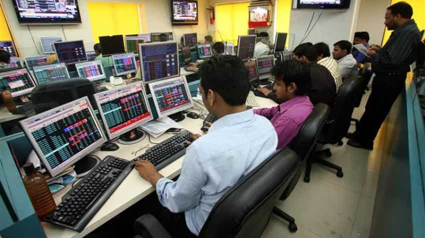 Market extends losses a day after Budget 2018; Sensex down over 300 points
