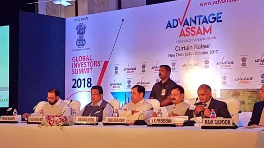 Global Investors' Summit: Assam gets Rs 65,186 cr investment commitments on Day 1