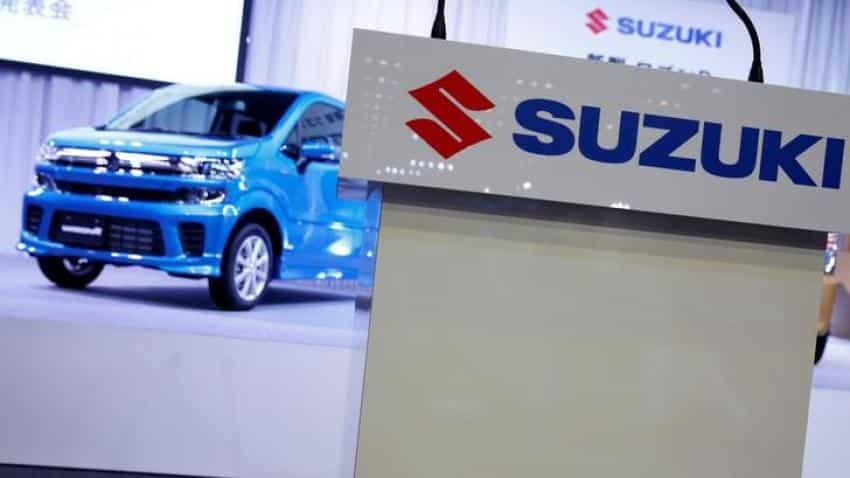 Japan's Suzuki Motor profit jumps 68% in third-quarter on strong India sales