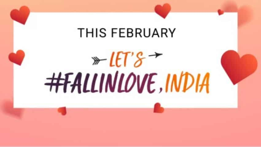 Flipkart, Amazon break out the love; Valentine's day offers on fashion, makeup, watches