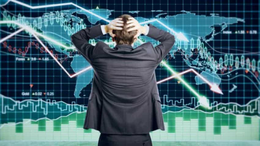 TERRIBLE TUESDAY: Sensex cracks 1200 points, Nifty below 10,300