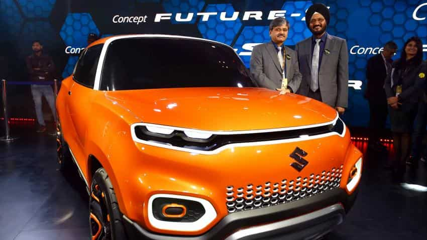 Concept Future-S will soon become its category leader: Maruti's RS Kalsi at Auto Expo