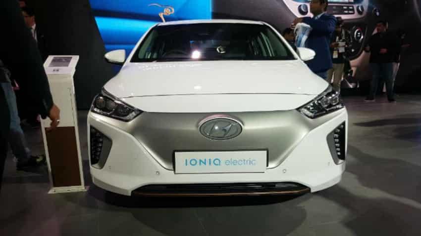 Auto Expo 2018 Hyundai To Take On Maruti Launch Electric Vehicle