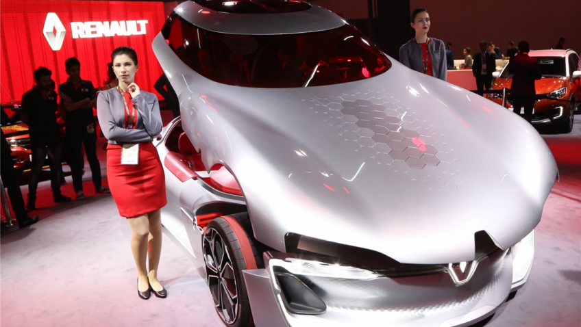 Auto Expo 2018: Strategy intact, to double volume, market share in 5 years, says Renault