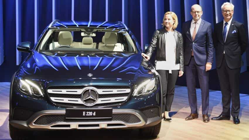 Auto Expo: Mercedes Benz unveils Maybach S650 at Rs 2.73 crore