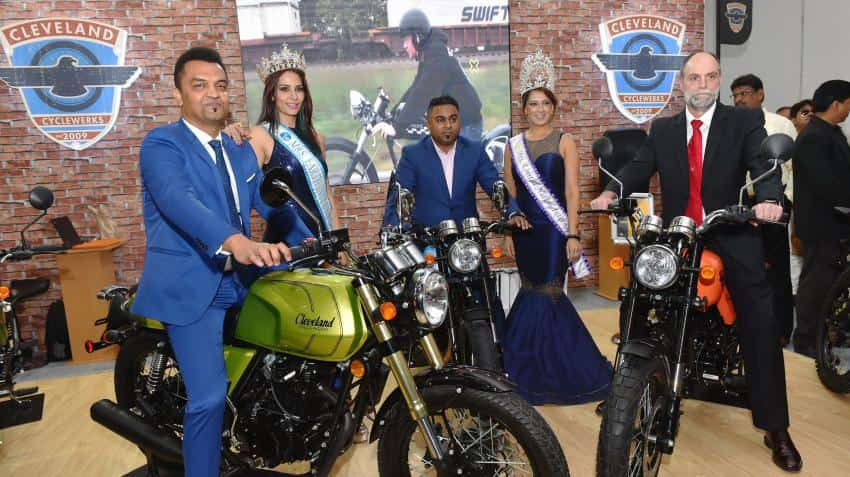 Cleveland CycleWerks enters India with two models