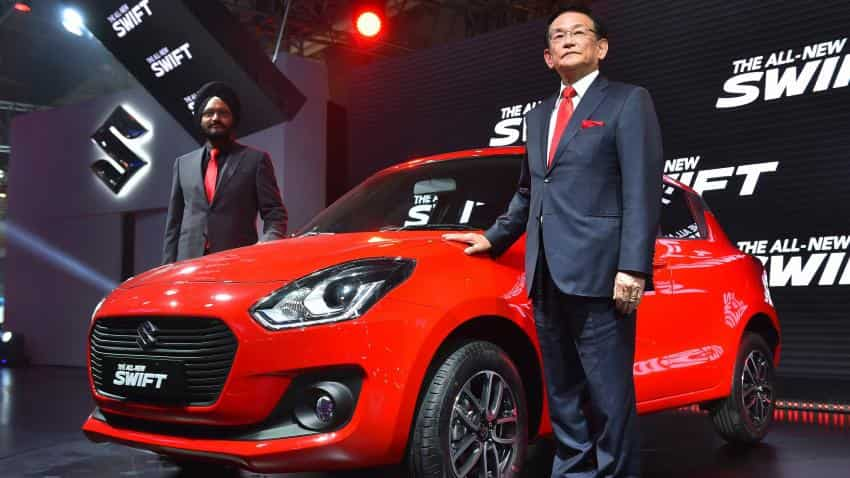 Auto Expo: Maruti launches all new Swift 2018 at Rs 4.99 lakh