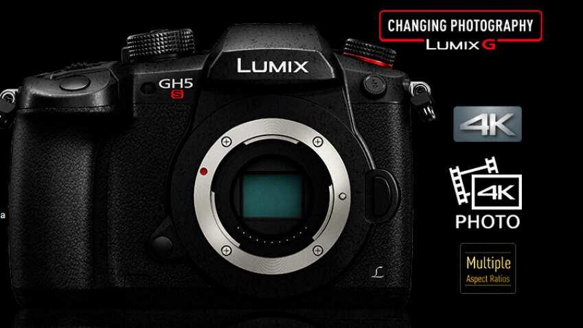 Panasonic launches world's first cinema 4K video recording camera