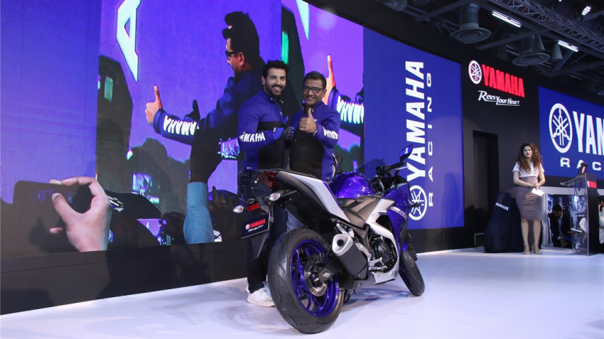 Yamaha launches new YZF-R3 priced at Rs 3.48 lakh
