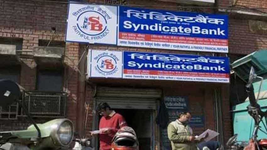 Syndicate Bank registers net loss of Rs 870 cr in Dec quarter