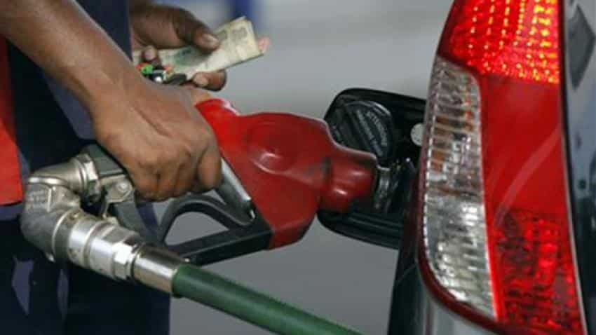 Petrol prices slightly down today in metro cities