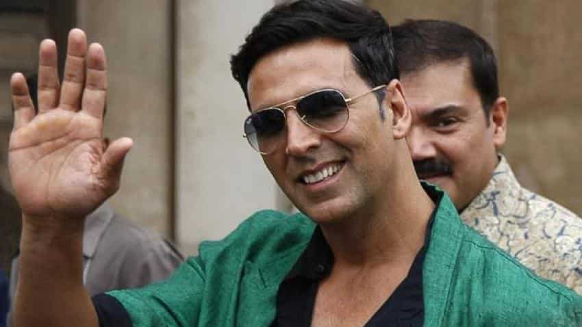No work is small if someone does it honestly: Akshay Kumar