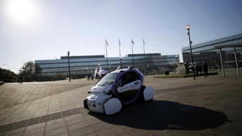 Hi-Tech Robotic Systemz showcases 'Novus Pilot' technology