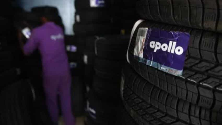 Apollo Tyres to buy 40% stake in KTT