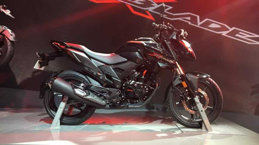 Honda Motorcycle opens booking for X-Blade