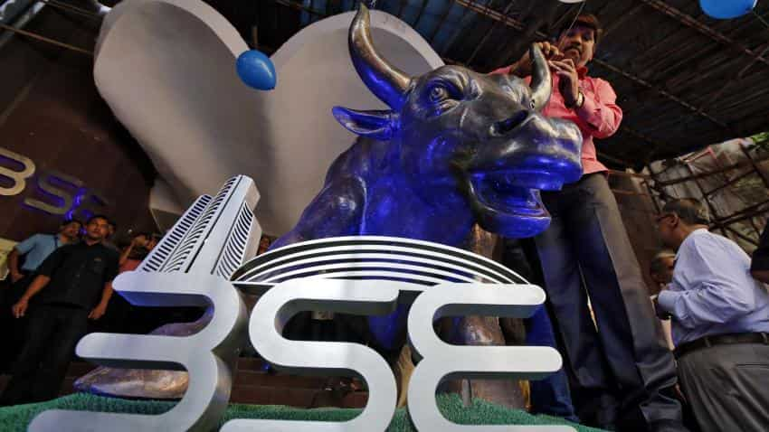 Sensex gains 100 points, Nifty holds above 10,500; PNB tanks 8%