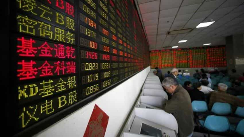 Asian shares extend recovery into fifth day, dollar weak