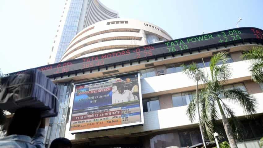 IT, PSU banks' stocks snap losing streak, prop up Sensex, Nifty