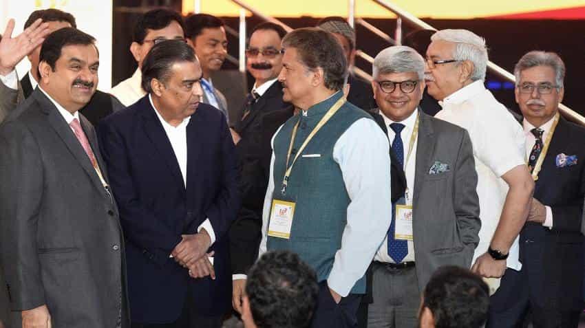 UP Investors Summit 2018: Mukesh Ambani, Adani, Birla, ITC vow to invest in state