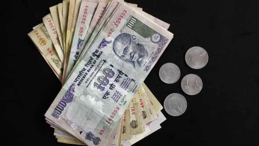 Rupee breaks below 65 vs dollar, hits 4-month low