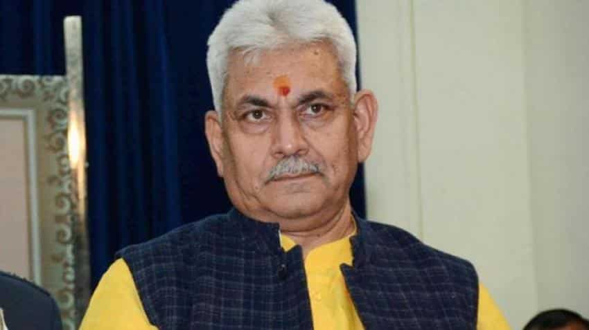 No proposal to merge BSNL, MTNL: Manoj Sinha