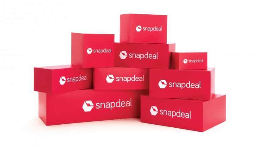 01a1f5fe97a Snapdeal s Deal Mela sales begin  HDFC