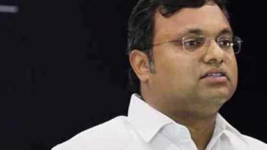 Karti Chidambaram arrested on return from UK trip at airport: Latest developments in INX media case