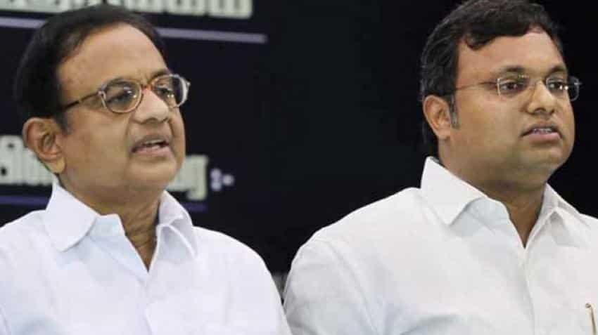 Karti Chidambaram arrested today; INX Media case details revealed