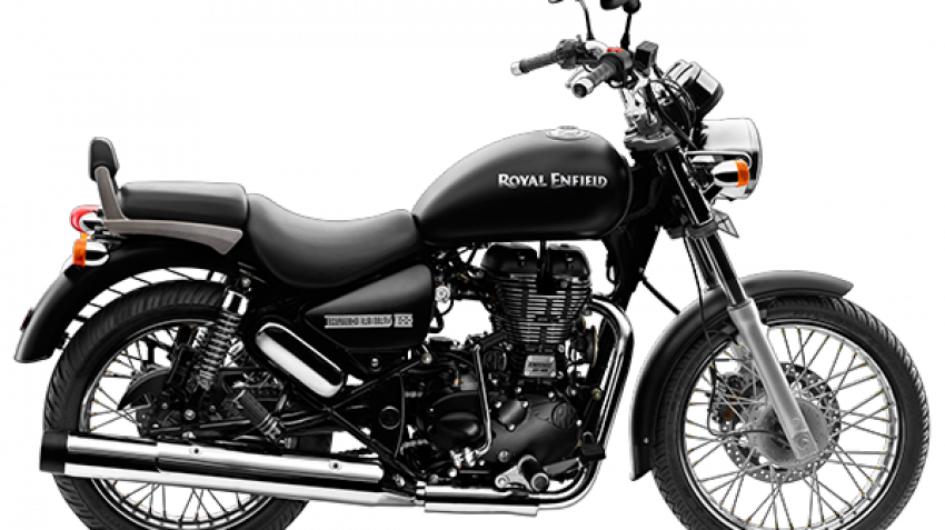 Royal Enfield launches new range of Thunderbird