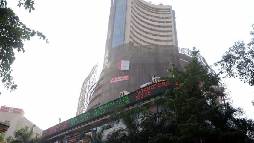 Sensex closing: Index ends 137 points lower despite better-than-expected GDP data