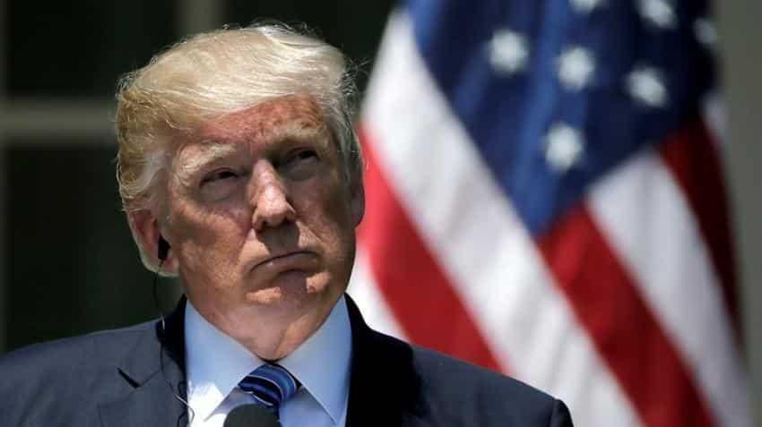 Donald Trump defiant after global criticism of steel, aluminium tariffs