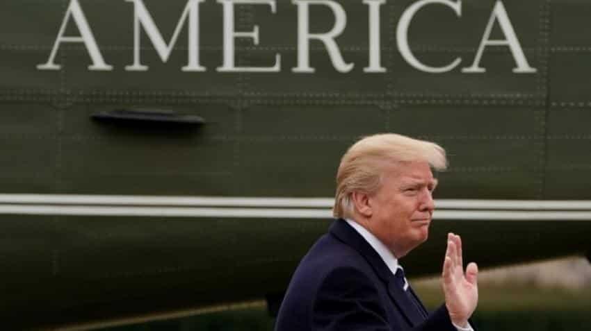 President Trump threatens to tax European auto imports