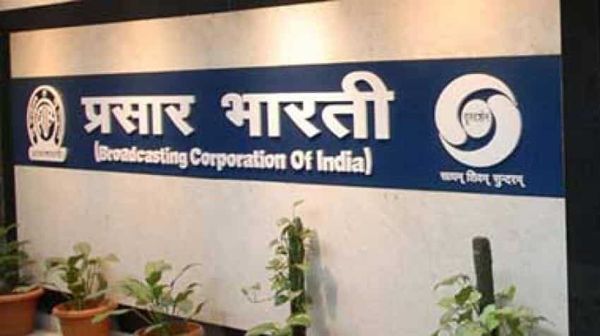 I&B min released Rs 208 cr for salaries on Feb 28: Prasar Bharati CEO