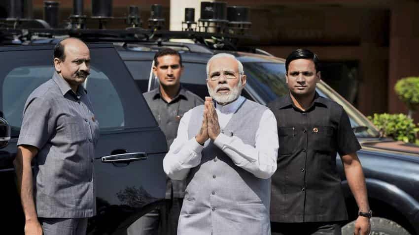 Write exams with a smile: Modi tells students
