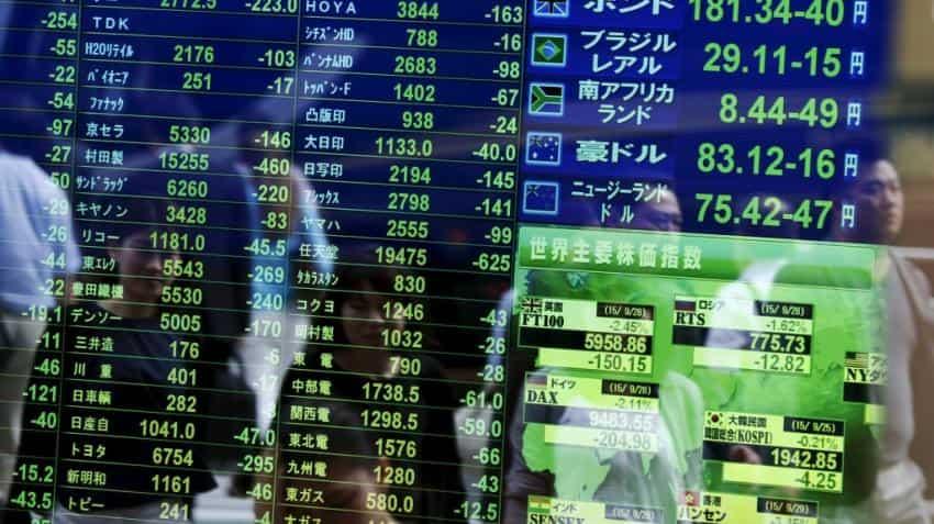 Asian markets regain some ground as trade war fears moderate
