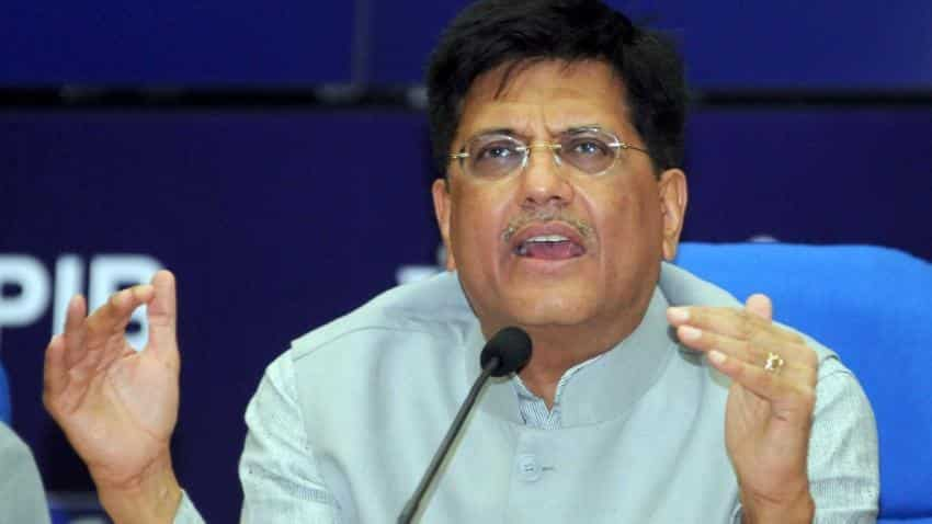 Ready to provide sanitary pad producing facility at 8,000 railway stations: Piyush Goyal