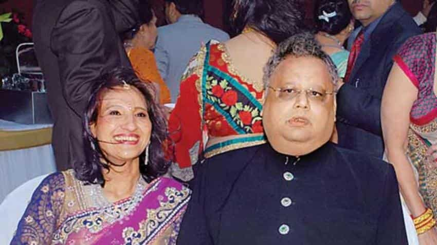 Rakesh Jhunjhunwala wife Rekha portfolio logs whopping 47 pct jump; owns Rs 2,800 cr worth shares