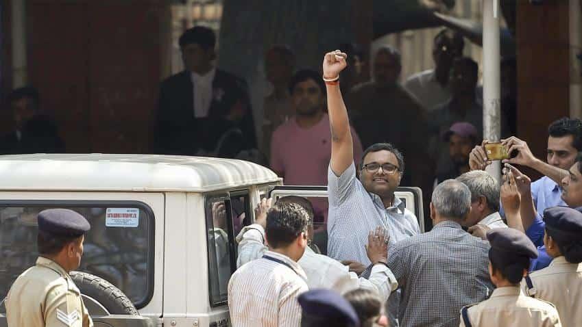 INX Media case: Respite to Karti Chidambaram; Delhi HC grants him interim protection against arrest till March 20