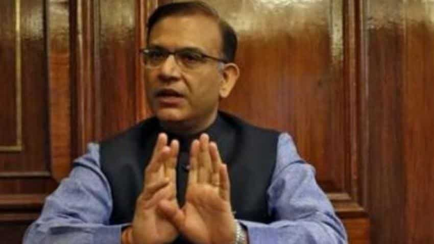 Jobs in India: Employment creation in new sectors not visible in eco data, says Jayant Sinha