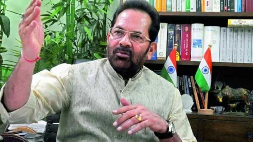 Education key to social security of girls, says Naqvi
